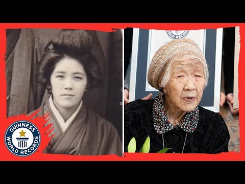 Oldest living person confirmed at 116 years old