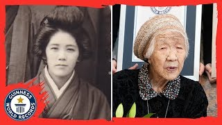 Oldest living person confirmed at 116 years old! - Guinness World Records