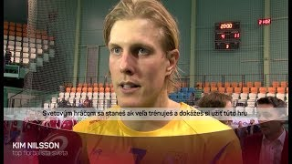 Florbal Top Kim Nilsson In Slovakia