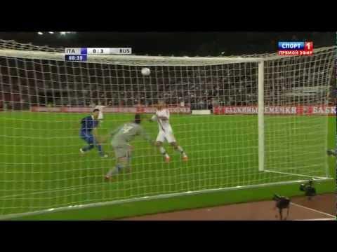Россия-Италия 3-0