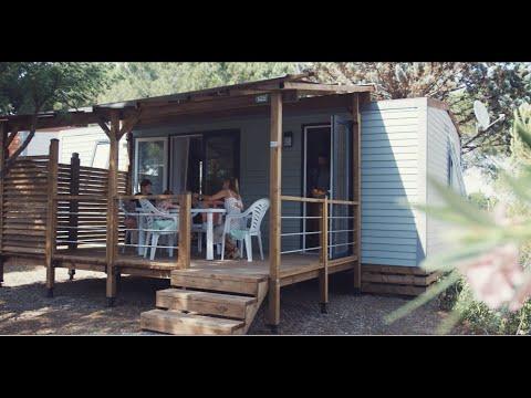 Video pour: Vacances en mobilhome dans camping Herault