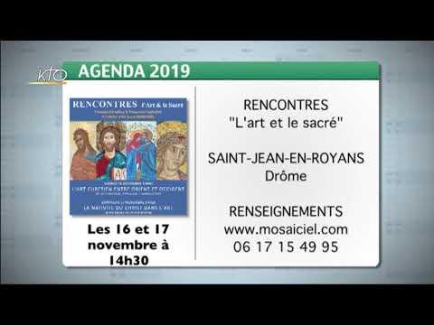 Agenda du 11 novembre 2019
