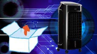 Unboxing | 4-in-1 Klimagerät • Luftkühler • Ventilator • Ionisator • Luftbefeuchter • Oszillation
