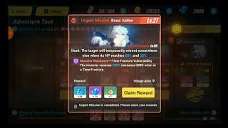 Honkai Impact 3rd VS Boss Samsara Lv 27 Kallen