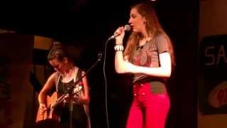 April Wong sing Fare Thee Well Northumberland by Mark Knopfler top 10 week of Saint John Idol 2014
