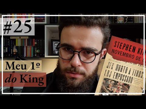 Livro #25: NOVEMBRO DE 63, de Stephen King