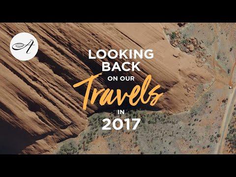 Looking back on our travels in 2017