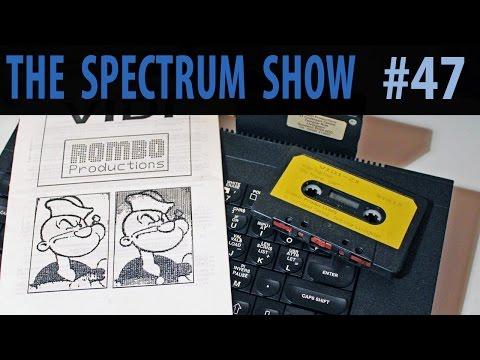 Oglądaj: The Spectrum Show Ep 47