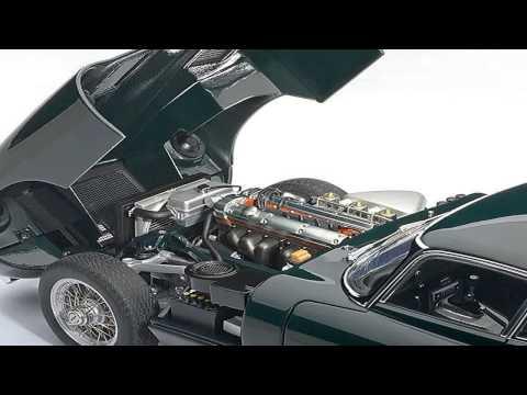 AutoArt 1:18 Lamborghini Aventador LP700-4 BIANCO ISIS HD720p