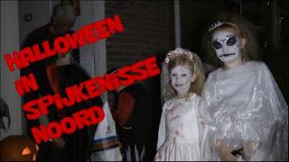 Halloween in Spijkenisse Noord 2015