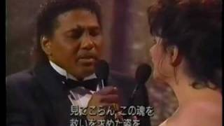 "Aaron Neville & Linda Ronstadt  - ""Dont Know Much"""