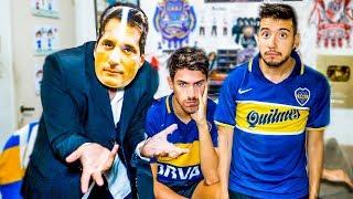Wilstermann Vs Boca | Copa Libertadores 2019 | Reacciones De Amigos