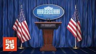 25 DUMB Mistakes of American Presidents