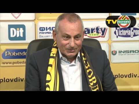 Михаил Мадански: Целите на собствениците ме впечатлиха