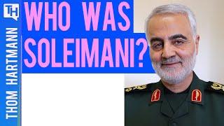 Who Was Iranian General Soleimoni?