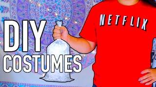 DIY Halloween Costumes For Teens: Last Minute!