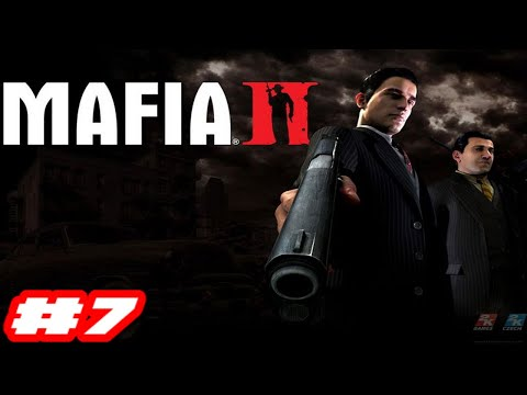 Mafia 2 PlayStation 3 Gameplay - Chapter 7
