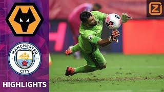 PENALTYKILLER Rui Patricio 🔥 | Wolverhampton Vs Manchester City | Samenvatting Asia Trophy 2019