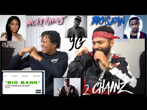 YG - Big Bank (Audio) ft. 2 Chainz, Big Sean, Nicki Minaj | FVO Reaction