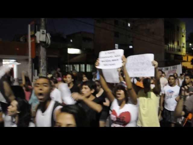 Manifestação Pacifica em Seropédica – parte 5