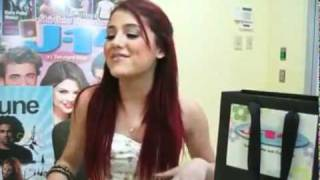 Ariana Grande Sings Justin Bieber's 'One Time'
