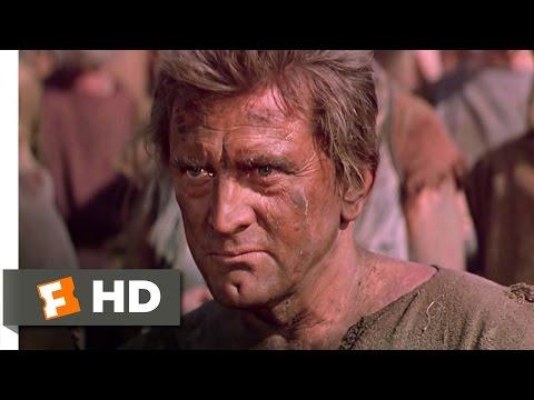 I'm Spartacus - Spartacus (8/10) Movie CLIP (1960) HD