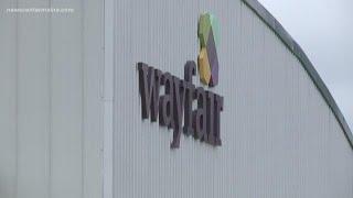 Employees of Wayfair hold walkout