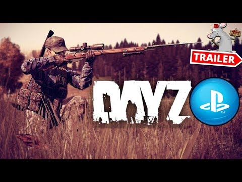 DAYZ PS4 - LIVE ACTION OFFICIAL TRAILER - SURVIVING CHERNARUS