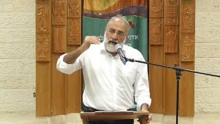 הרב דוד אסולין - בין חכם לחסיד | יום העיון באגדה תשע״ח