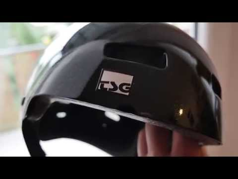 TSG Skate Helm Evolution Special - Review & Test