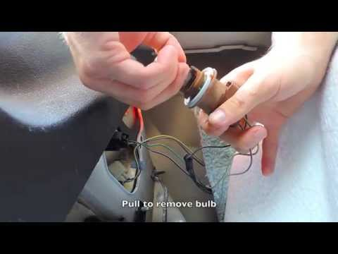 Easy Ford Fusion Tail Light Replacement! (HD)