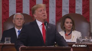 President Trump: We Will Never Be A Socialist Country