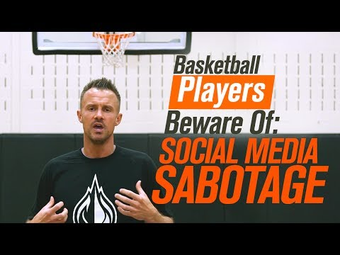 Is Your SOCIAL MEDIA Account ROBBING You Of A Basketball Career?