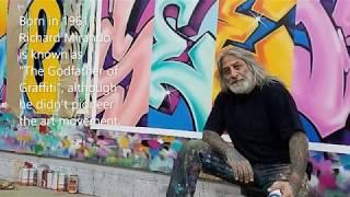 SEEN Graffiti Artist Video