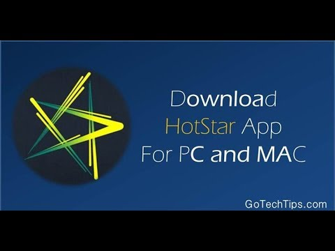 How to download Hotstar on pc