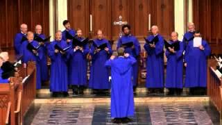 Mosakowski - If Ye Love Me - Covenant Presbyterian Church Choir, Charlotte NC