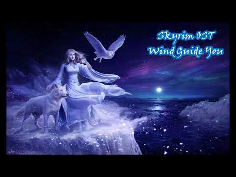 Skyrim OST/Jeremy Soul – Wind Guide You (432Hz)