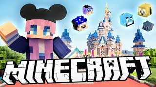 Disney World in Minecraft!?