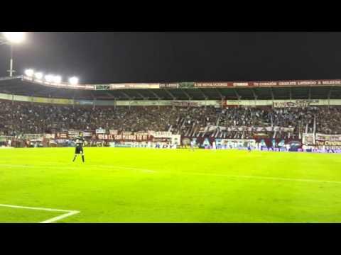 """""""La Fortaleza"""" Barra: La Barra 14 • Club: Lanús • País: Argentina"""