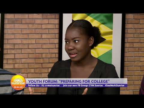 CVM At Sunrise - Youth Forum - July 23, 2019
