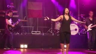 Anggun - Etre Une Femme live in Mouscron Belgium