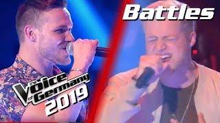 Ed Sheeran & Justin Bieber   I Don't Care (Maciek Vs. Julian) | The Voice Of Germany 2019 | Battles