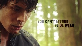 Bellamy Blake - you can't afford to be weak