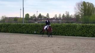 20150503 Caroline Conradi  Hardinxveld 2e proef B