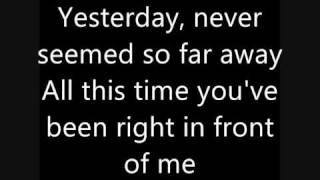 Evermore I'll never let you go Lyrics