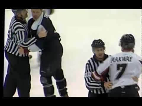 Steve Makway vs. Shayne Toporowski