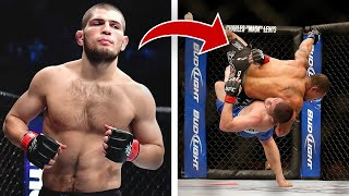 TOP 20 Facts About Khabib Nurmagomedov