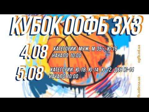 КУБОК ООФБ 3х3. Хлебобулочный завод - Kunteynir. 04.09.2021. Финал Ю-16