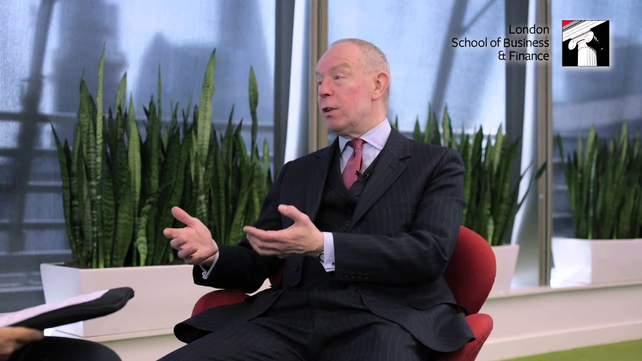 Video: Great Minds Series - LSBF interviews Ian Pittaway, Senior Partner at Sacker & Partners LLP