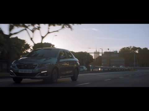 Peugeot  301 Седан класса B - рекламное видео 3